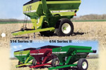 The Third Generation of Grain Carts