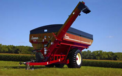 48-Series In-Line Auger Grain Carts