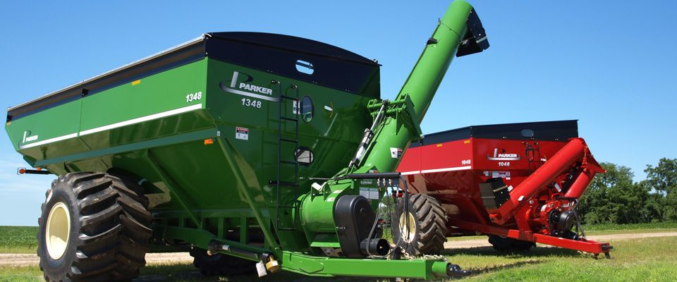 48-Series Grain Carts